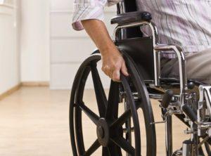 Инвалидность у человека