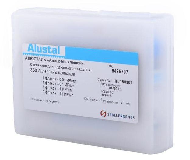 Клещи аллерген