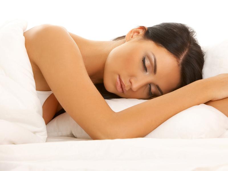 Здоровый сон у взрослого