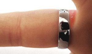 Сыпь под кольцом