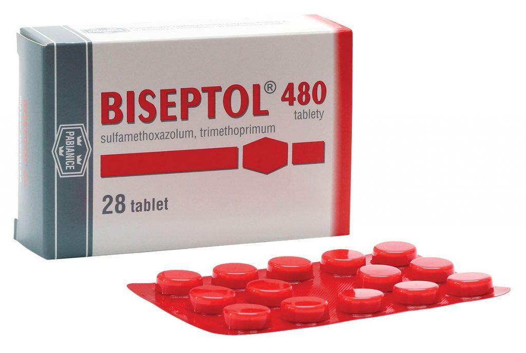 Бисептол лекарство