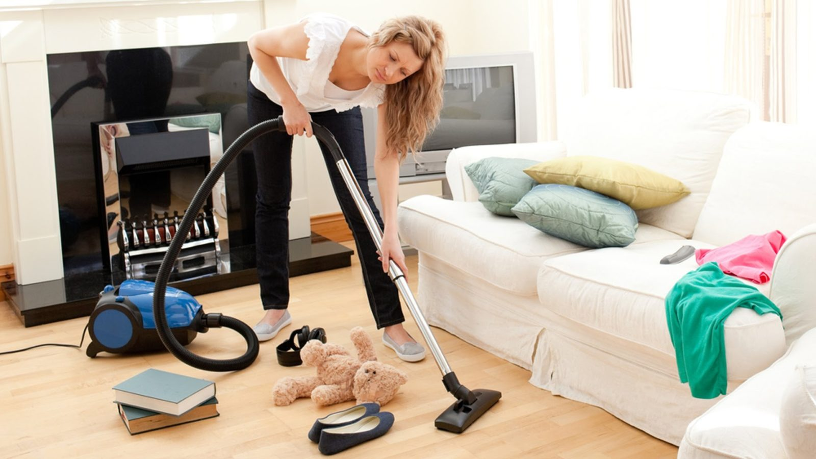 Уборка в доме обязательно условие