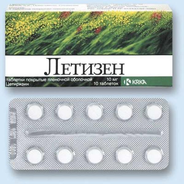 Форма таблеток