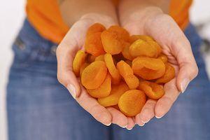 сушеный абрикос