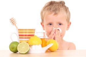 Аллергия у детей до года