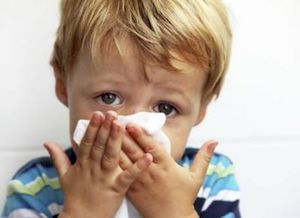 проблема с носом у ребенка