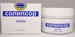 Крем Солипсор