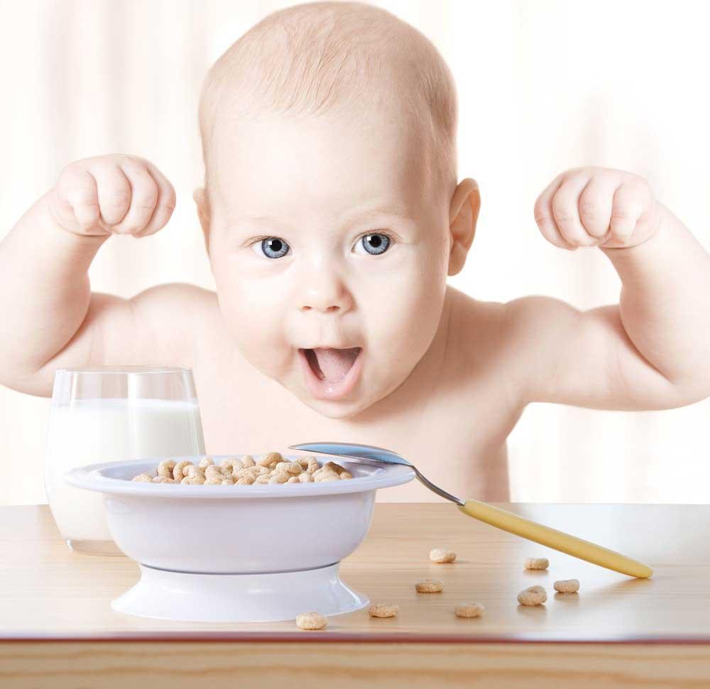 Здоровый иммунитет у ребенка