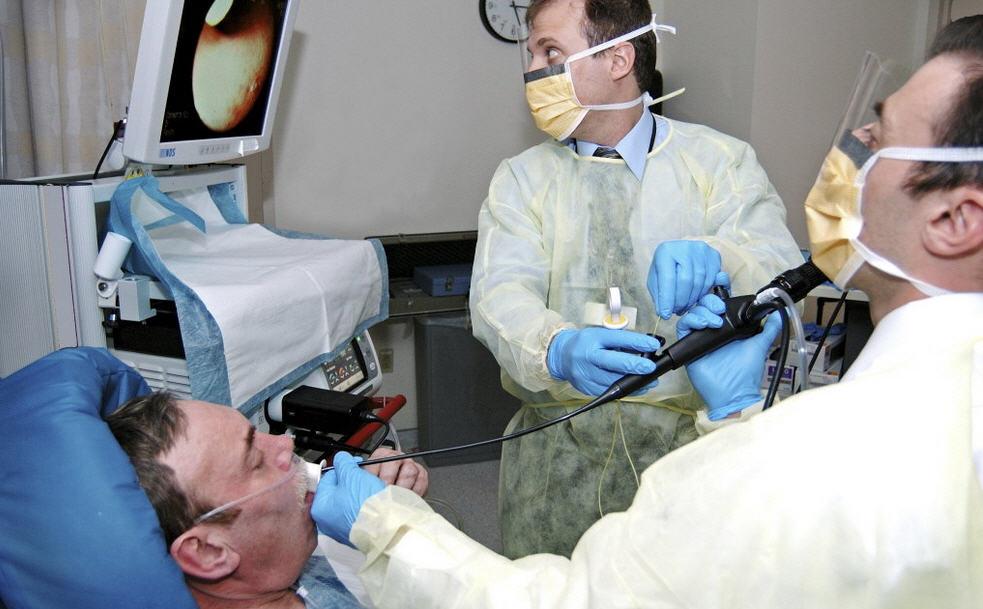 Как выглядит процедура бронхоскопии
