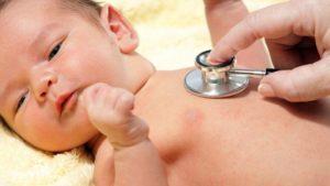 Проверка малыша