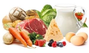 Аллергенные продукты