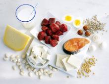 Аллергия на белок
