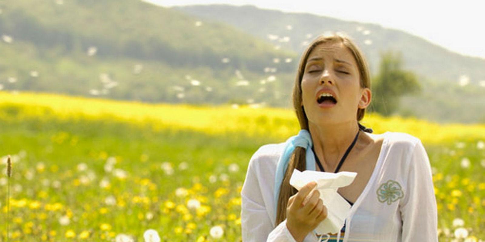 Реакция на пыльцу