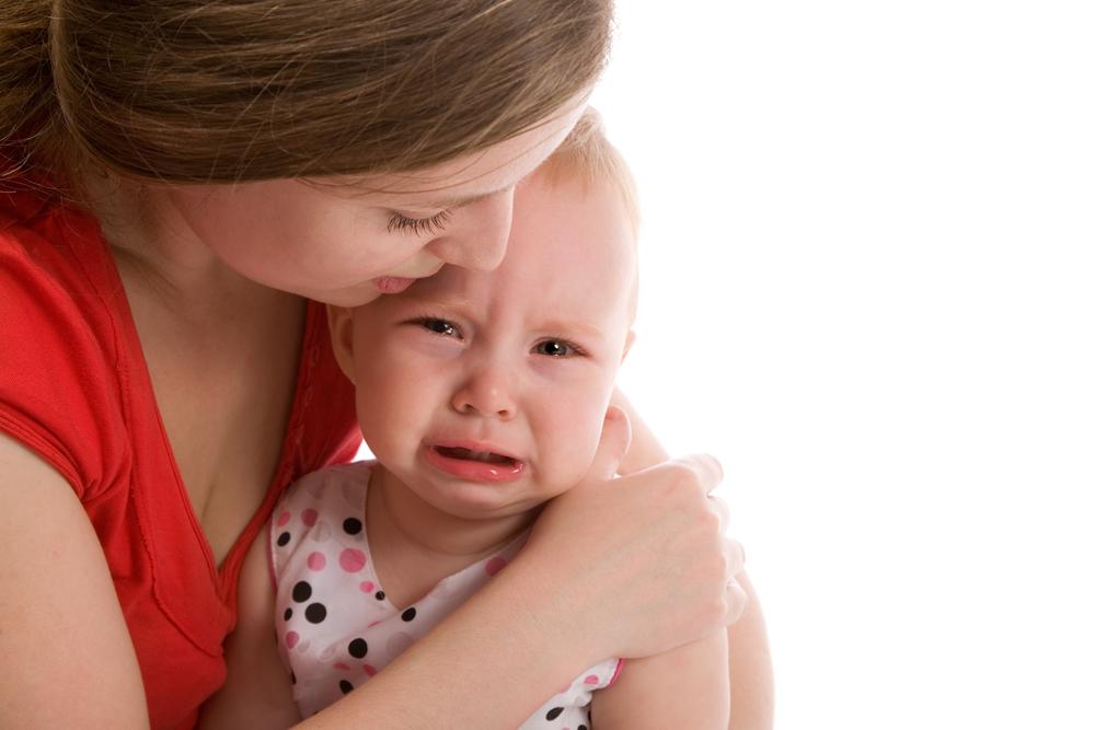 Беспокойство у ребенка