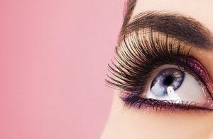 Здоровый и красивый глаз