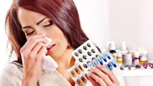 Лечение при аллергии