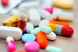Лекарства в таблетированной форме
