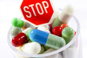 Нет самолечению таблетками