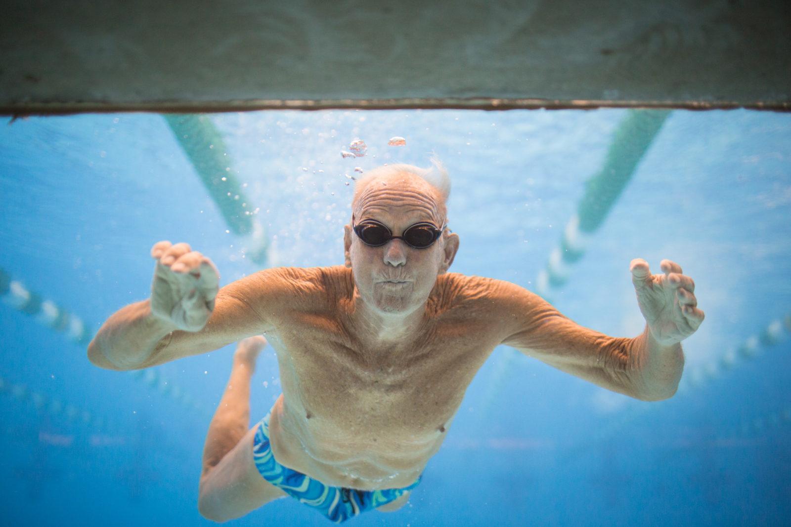 Плаванье как дополнительная помощь при дыхательной гимнастике организму