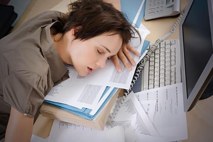 Побочные эффект в виде сонливости