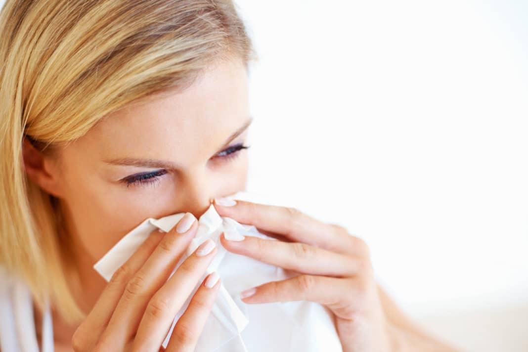 Аллергия на мяту