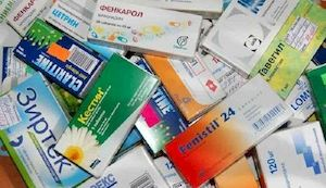 Антигистаминные таблетки от аллергии названия