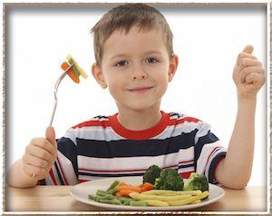 Гипоаллергенная диета для детей