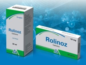 Капли и таблетки Ролиноз
